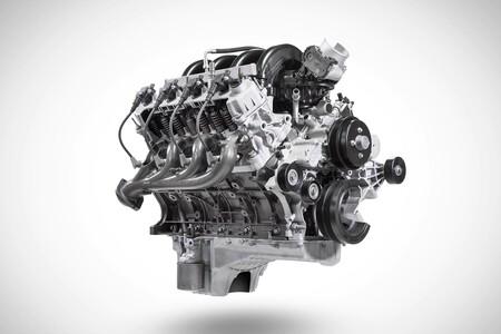 Motor Ford V8 7 3 Litros 2019 2