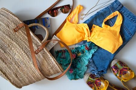 Prepara tu bolsa de playa y escápate este verano con las segundas rebajas de El Corte Inglés: capazos, túnicas, gafas de sol y más