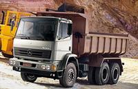 El Gobierno de Brasil encarga 2.800 camiones a Mercedes-Benz