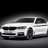 El nuevo BMW Serie 5 estrena gama de accesorios deportivos M Performance