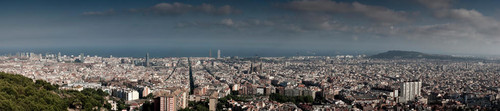El Turó de la Rovira, los búnkeres del Carmel y los bombardeos sobre Barcelona