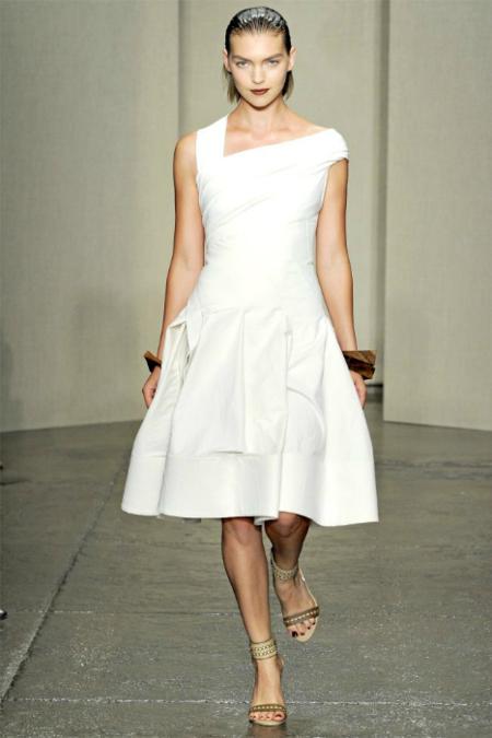 donna karan blanco 2012