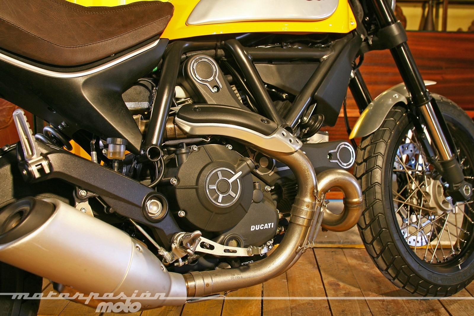 Foto de Ducati Scrambler, presentación 1 (57/67)