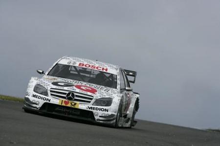 Los DTM ya no podrán cambiar sus especificaciones hasta 2011