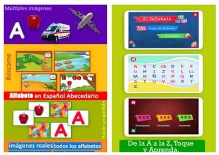 Alfabeto En Espanol Abecedario