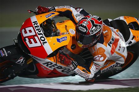MotoGP Catar 2014: a la hora de la verdad, manda Marc Márquez… y Álvaro Bautista