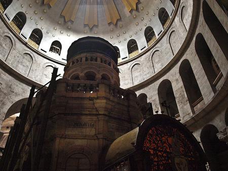 Visita a la Iglesia del Santo Sepulcro