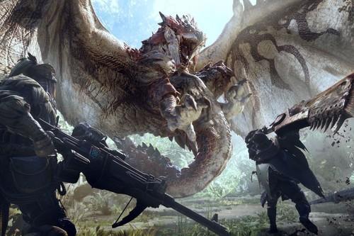Monster Hunter: World por 30 euros, Blasphemous por 20 euros y más ofertas y juegos gratuitos para este fin de semana