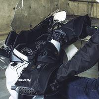 Manoplas calefactables para cualquier moto: di adiós al frío en las manos por 134 euros