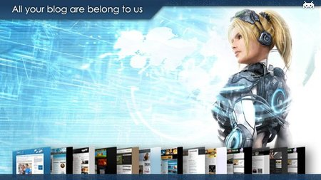 All your blog are belong to us (LXIV)
