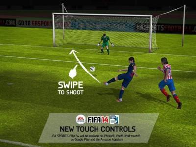 """FIFA 14 será un juego """"free-to-play"""" para plataformas móviles"""