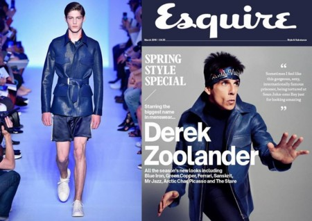 Derek Zoolander Magazine Covers 3