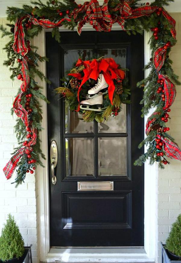 Exterior Puerta Navidad 4