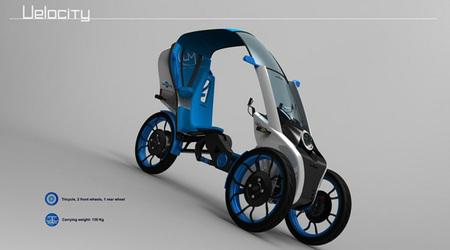 Decathlon presenta el ganador del concurso de diseño B'Twin Velomobile