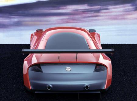 Seat Cupra Gt Concept 2003 1600x1200 Wallpaper 09