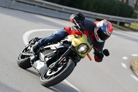 Harley Davidson Livewire 2019 Prueba 001