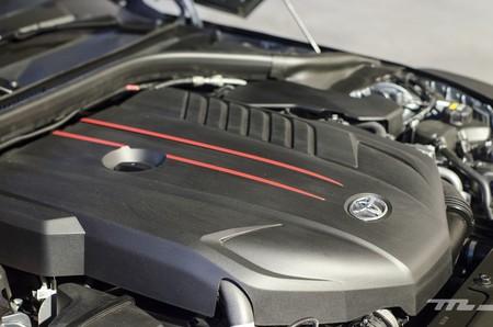 Toyota Supra 2020 Prueba 006