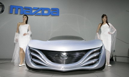 Mazda Taiki Concept en el Salón de Tokyo