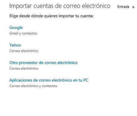 Importar google