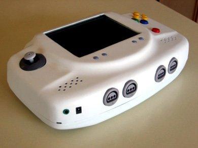 L64, consola N64 portátil