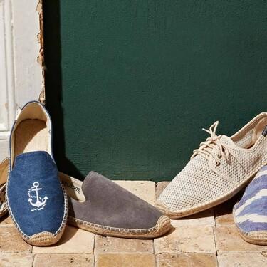 Las alpargatas son el calzado idóneo para el verano, y éstas siete que encuentras rebajadas en El Corte Inglés lo confirman