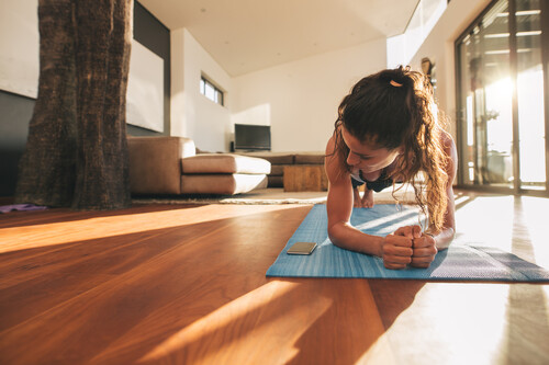 Circuito de entrenamiento para tus abdominales en casa, sin material y en 30 minutos