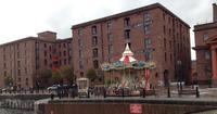 Paseando por Albert Dock, el Patrimonio de la Humanidad de Liverpool