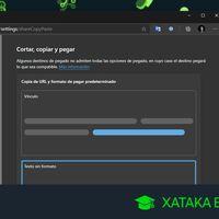 Cómo cambiar la forma en la que Microsoft Edge pega los enlaces copiados