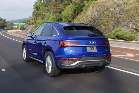 Audi A5 Sportback primer vistazo, prueba, opiniones México  10