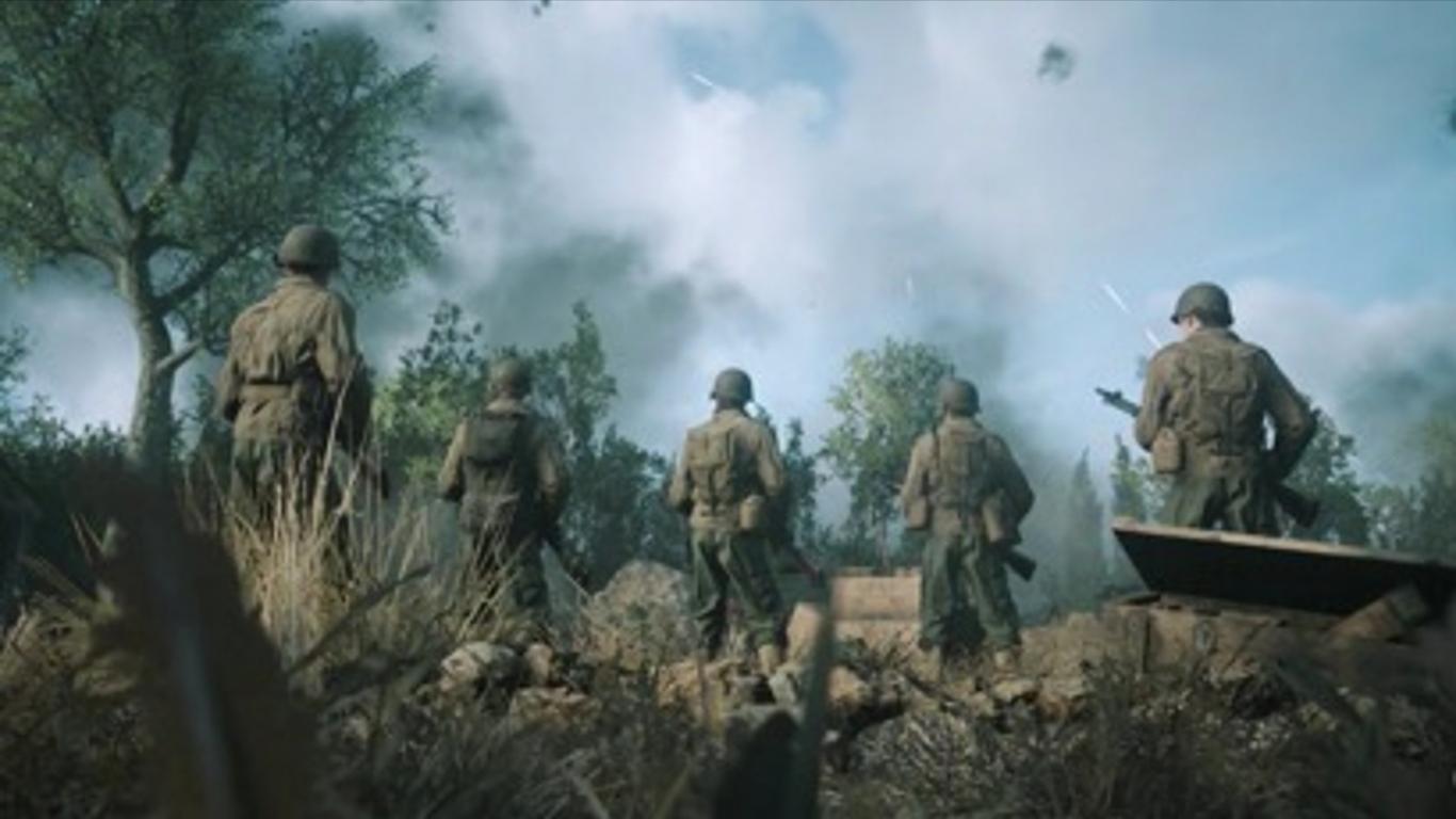Foto de Call of Duty: WWII (3/3)