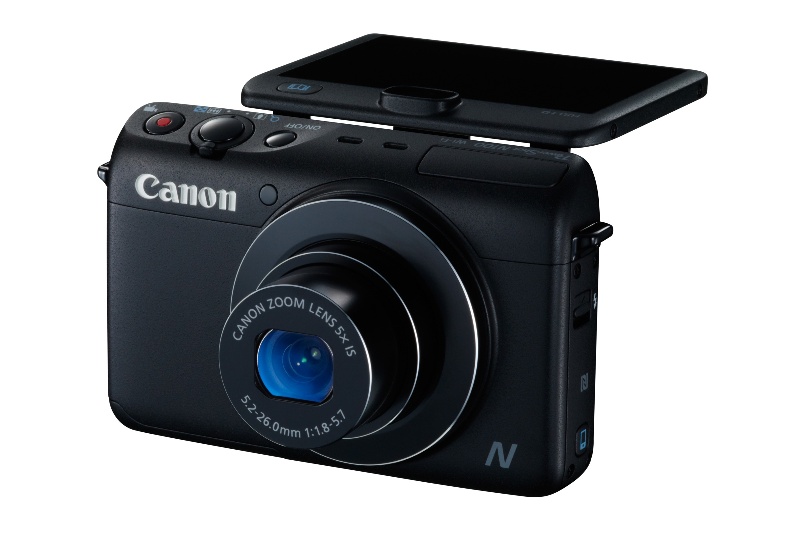 Foto de Canon PowerShot N100 (1/8)