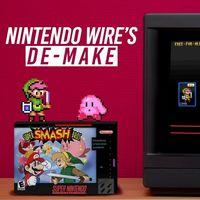 Así habría sido Super Smash Bros. si hubiese sido publicado en Super Nintendo