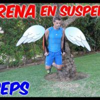 Vídeo-entrenamiento en suspensión (VI): tríceps