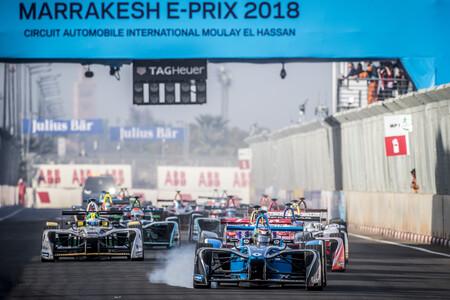 Marruecos Formula E 2018