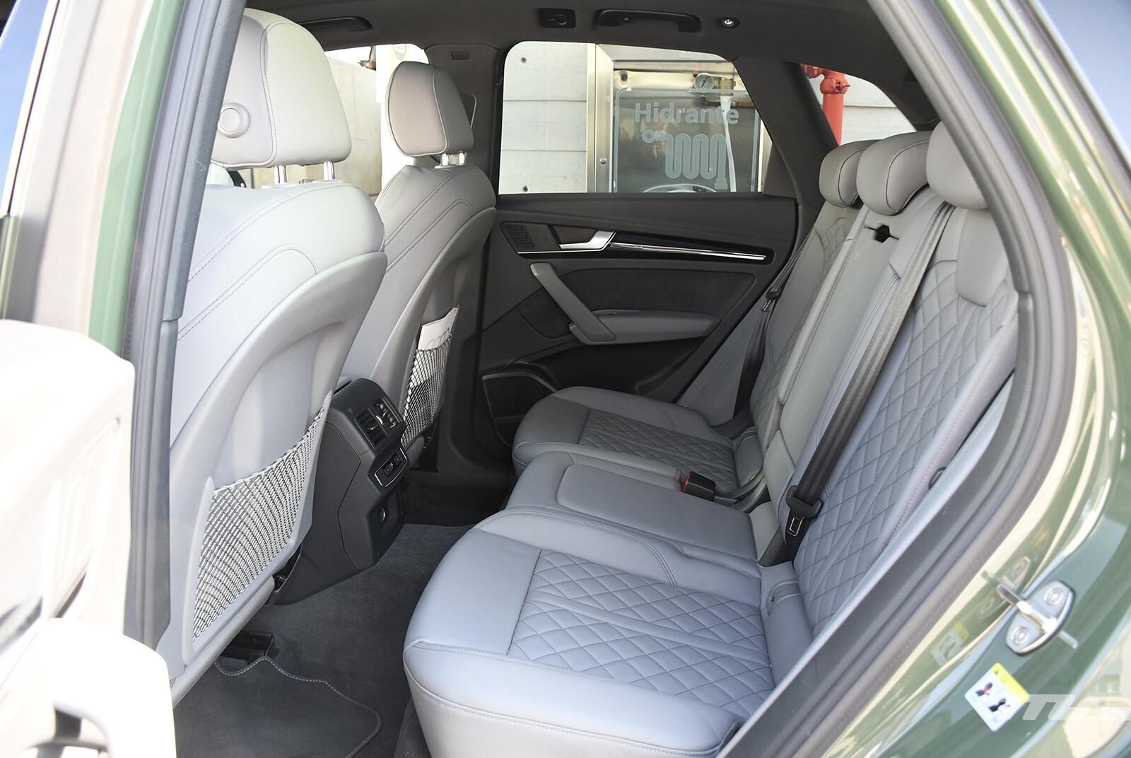 Foto de Audi Q5 2021 (prueba) (22/24)
