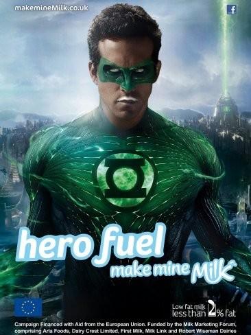 Ryan Reynolds, eso sí que es un super-bigote