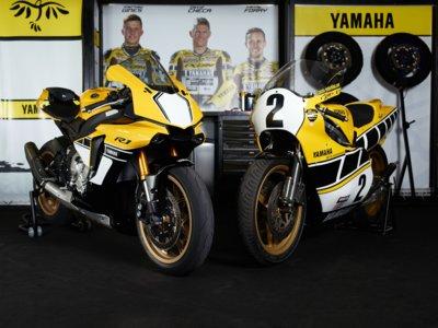Yamaha YZF-R1 edición especial 60 aniversario