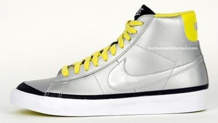 Zapatillas Nike Blazer Hi Electrolime