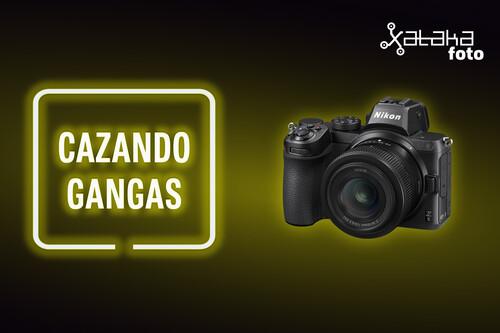 Nikon Z5, Canon EOS 250D, iPhone 12 y más cámaras, móviles, ópticas y accesorios en oferta en el Cazando Gangas