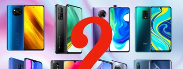 Entendiendo el lío de móviles Xiaomi: un poco de orden en el amplio (y caótico) catálogo de Xiaomi en España