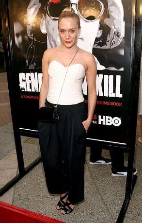 Chloë Sevigny: perfecto retro chic