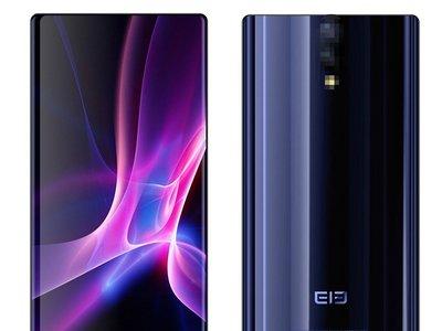 Elephone S8: el posible rival del Xiaomi Mi Mix posa para la cámara