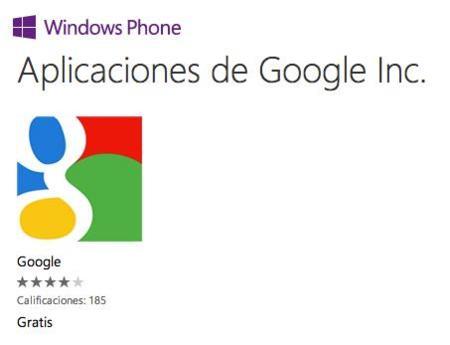 Google contra Microsoft, la nueva batalla diaria en el mundo de los smartphones