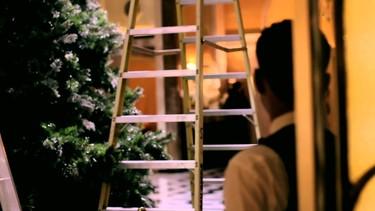 Lanvin nos vuelve a felicitar las fiestas navideñas con un vídeo de lo más tierno