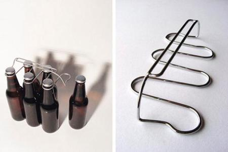 SixPack, accesorio de transporte de botellas