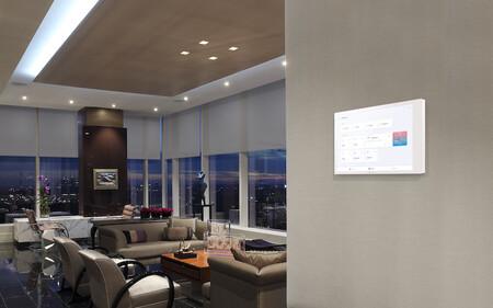 Las nuevas pantallas para domótica Crestron 70 Series Touch Screens llegan con interfaz táctil, WiFi y hasta 10 pulgadas