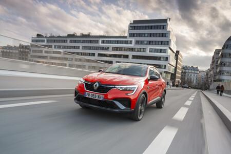 Renault Arkana 2021 Prueba