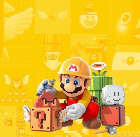 Imagen de la semana: todo lo que no podremos crear en Super Mario Maker