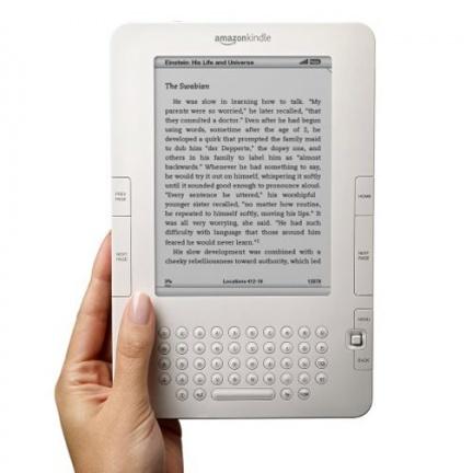 Amazon quiere lanzar el Kindle 2 internacionalmente