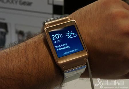 Samsung Galaxy Gear, un gran paso en la larga carrera de los smartwatch